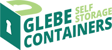 Glebe Self Storage Containers